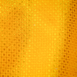 Gold robe or cloth for a monk