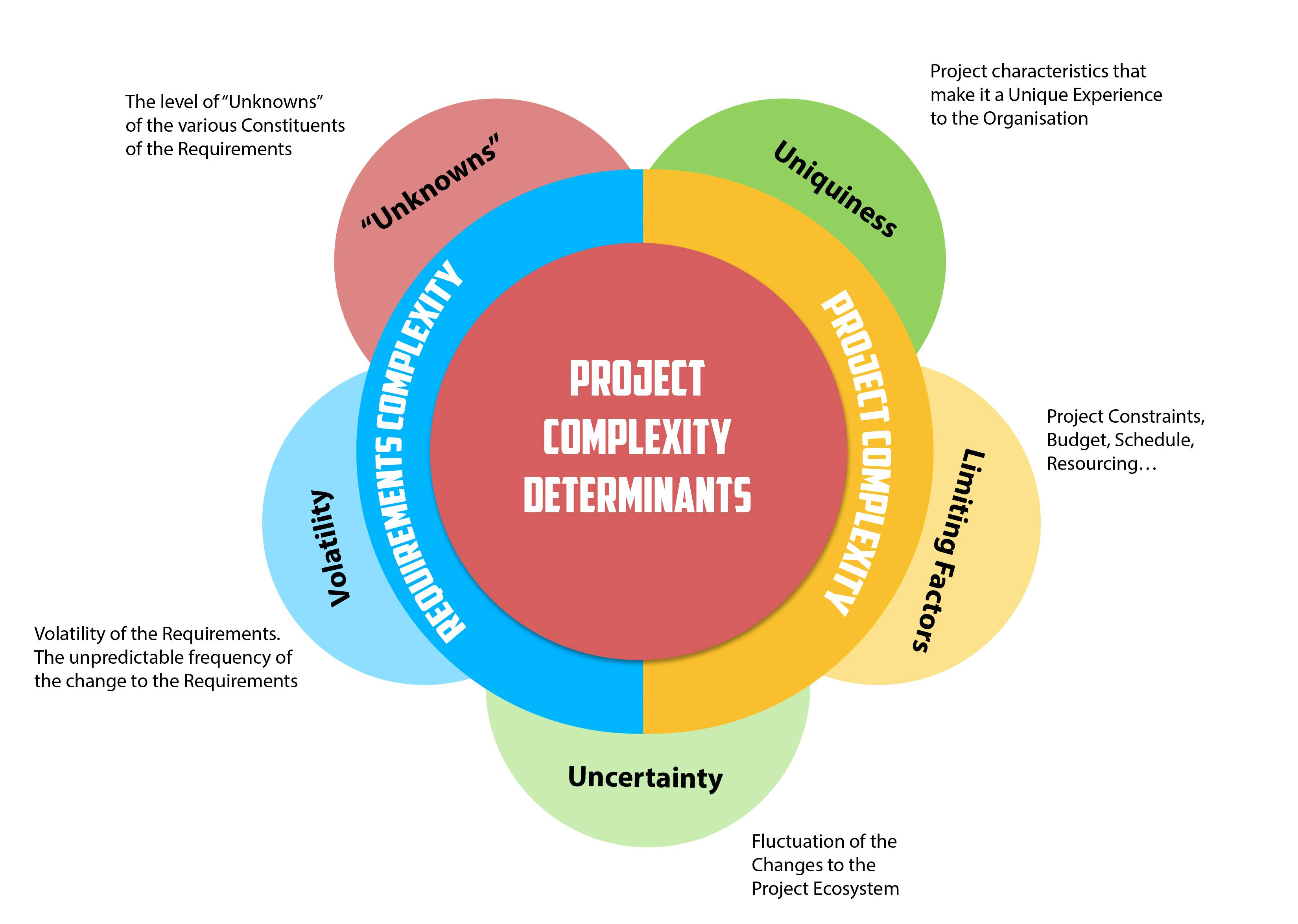 Project Complexity Determinants