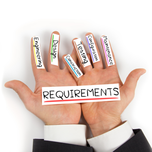 Reaping The Benefits Of Good User Requirements - User requirement specification